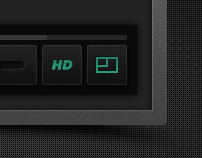 Free Video Player (PSD)