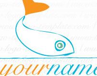 Food, Restaurant, Cafe logo
