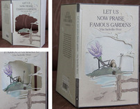 Let us praise famous gardens book jacket