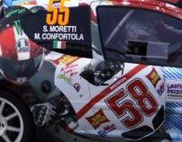 "Marco ""Sic"" SImoncelli Commemorative car - Monza Rally"