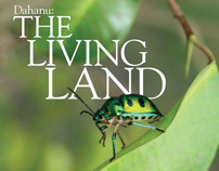 The Living Land, a coffee table book for Reliance