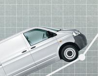 Volkswagen Transporter Ads