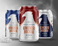 Knickerbocker Beer | Redesign