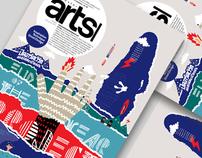 Designed for Computer Arts (TH) Magazine Cover