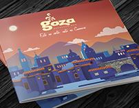 GOZA // Menu Design