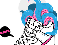 I art sneakers