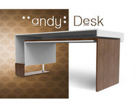 """andy"" Work Desk"
