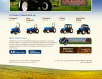 LS Tractor USA