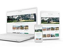 Diseño de logotipo y web para Pure Andalusia