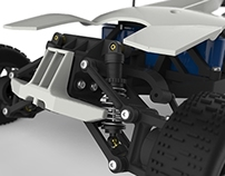 Rapid Prototyping Off-Road RC Car