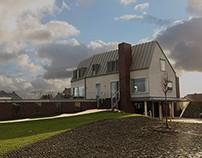 """""""Het nieuwe landhuis"""", villa te Almere Overgooi"""