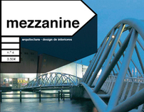 Mezzanine | architecture/interior design magazine