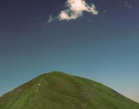 Felt mountain III