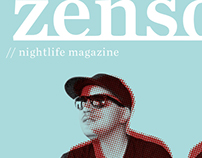 ZENSOR // nightlife magazine