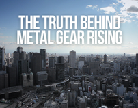 [Documentary] The Truth Behind Metal Gear Rising