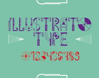 Illustrato - typeface