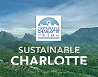Logo design for Sustainable Charlotte