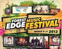Forest Edge Music Festival 2012