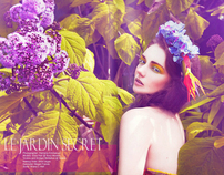 Le Jardin Secret - published in f.ART issue 18