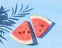 Watermelon menu