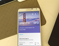 Samsung Note 3 Realistic Mockup #1