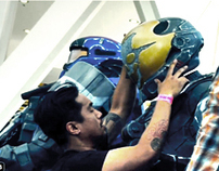 Halo: Reach - Making Of Noble Team Statue