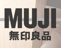 Brochure for MUJI