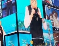 ELLEN's American Eagle Times Square Billboard
