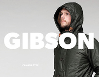 Gibson by Canada Type