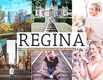 Free Regina Mobile & Desktop Lightroom Presets