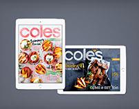 Coles Magazine App