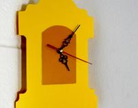 Corner Clock