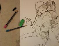 Doodle's.