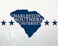 Charleston Southern Athletic Branding