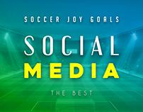 Social Media - Soccer Stars