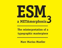 ESM3 Typeface
