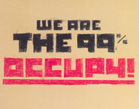 Occupy Wall Street-poster