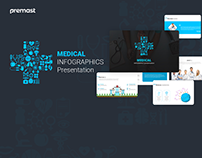 Free Medical Infographics Presentation Templates