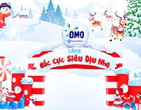 OMO - Khám phá làng Bắc Cực siêu dịu nhẹ