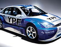 Identity YPF TC 2000