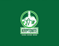 KRYPTONITE Rebranding