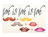 Love is Love is Love is...