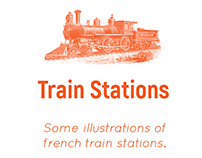 Trains Stations
