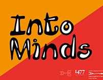 Into Minds Typeface Design