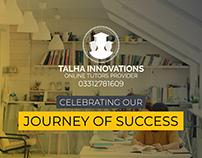 Talha Innovations Promotional Video