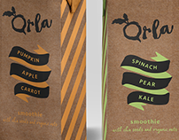 Orla – logo and package design