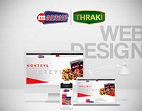 Altay Kuruyemiş Web Development