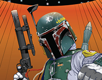 The Merc : Boba Fett