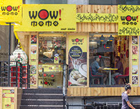 Wow Momo Project - Brigade Road, Bangalore