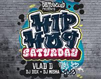 Hip Hop Flyer & Social Templates